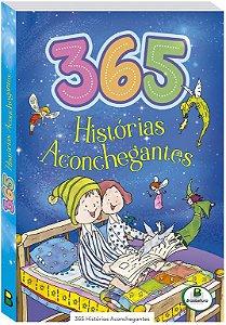 LIVRO 365 HISTORIAS ACONCHEGANTES BRASILEITURA TODO O LIVRO