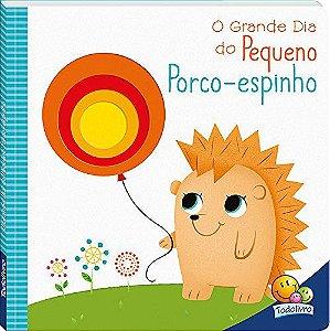 LIVRO CD O GRANDE DIA DO PEQUENO PORCO ESPINHO TODO O LIVRO