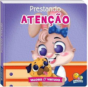 LIVRO CD PRESTANTO ATENCAO VALORES E VIRTUDES II TODO O LIVRO