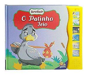 LIVRO HISTORIA CD MUSICAL O PATINHO FEIO TODO O LIVRO