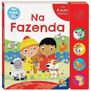 LIVRO HISTORIA CD MUSICAL NA FAZENDA TODO O LIVRO