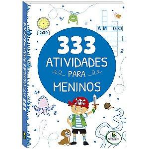LIVRO 333 ATIVIDADES PARA MENINAS TODO O LIVRO