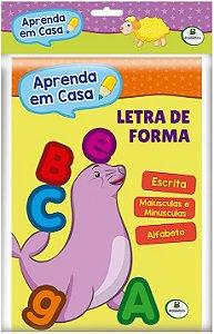 LIVRO APRENDA EM CASA C/ 10 UN BRASILEITURA TODO O LIVRO