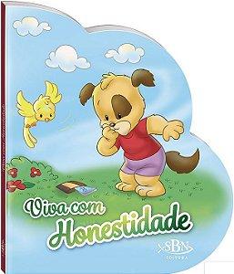 LIVRO CD VIVA COM HONESTIDADE VIVENDO COM JESUS TODO O LIVRO