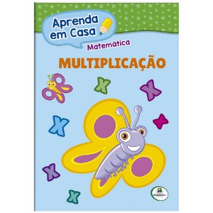 LIVRO MULTIPLICACAO APRENDA EM CASA BRASILEITURA