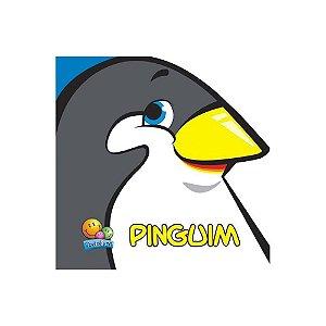 LIVRO PINGUIM AMIGUINHOS DO MAR PRIMEIRO LIVRO DO BEBE TODO O LIVRO