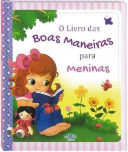 LIVRO CD BOAS MANEIRAS PARA MENINAS SBN TODO O LIVRO