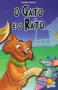 LIVRO HISTORIA O GATO E O RATO CLASSIC STARS TODO O LIVRO