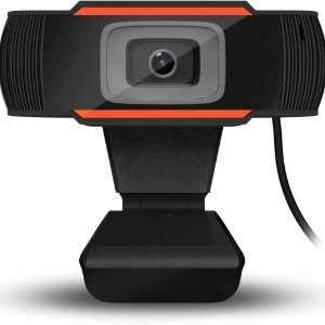 WEBCAM 1.5MP C/MICROFONE HD 720P BRAZILPC V5