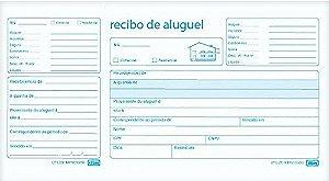RECIBO COMERCIAL C/ CANHOTO 100F TILIBRA