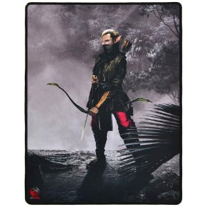 MOUSE PAD GAMER RPG ARCHER PCYES RA40X50 28982