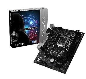 PLACA MAE PC 1200 DDR4 GALAX H410M IH410MAGCHY1CW