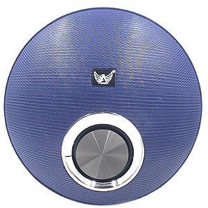 CAIXA SOM BLUETOOTH/SD/USB/FM K4+ ALTOMEX AZUL AL-1718