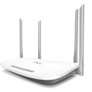 ROTEADOR WIRELESS AC1200 4 ANT DUAL BAND TP-LINK EC220-G5