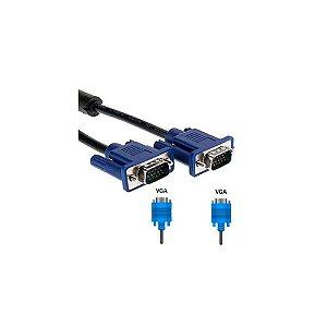 CABO VGA MACHO X MACHO 1,5M FILTRO GV BRASIL CBV015