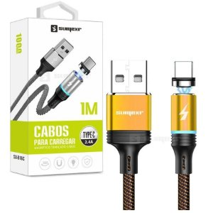 CABO USB TIPO C MAGNETICO SUMEXR