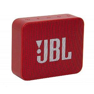 CAIXA SOM BLUETOOTH JBL GO 2 VERMELHO ORIGINAL IPX7 2