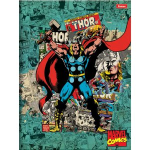 CAD BROCHURAO CD 80F MARVEL COMICS FORONI