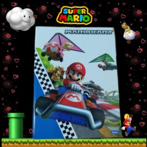 CAD BROCHURAO CD 48F SUPER MARIO BROS FORONI