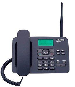 TELEFONE CEL. RURAL/URBANO QUAD 1CHIP AQUARIO CA-40SE