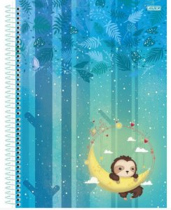 CADERNO CAPA DURA UNIVERSITÁRIO 01 MATÉRIA SO CUTE SAO DOMINGOS