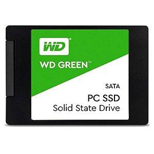 HD SSD  480 GB SATA 3 WESTERN DIGITAL WDS480G2G0A