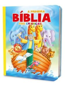 PRIMEIRA BÍBLIA DAS CRIANÇAS BICHO ESPERTO
