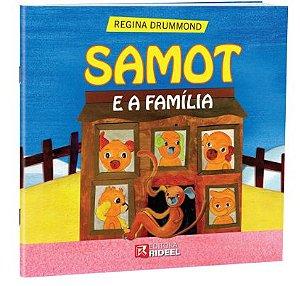 LIVRO SAMOT E A FAMÍLIA BICHO ESPERTO