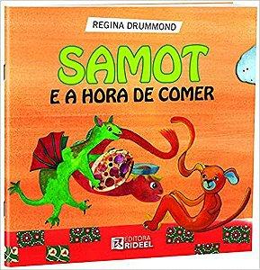 LIVRO SAMOT E A HORA DE COMER BICHO ESPERTO