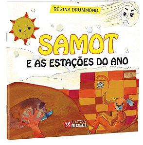 LIVRO SAMOT E AS ESTACOES DO ANO BICHO ESPERTO
