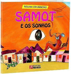LIVRO SAMOT E OS SONHOS BICHO ESPERTO