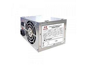 FONTE ALIMENTACAO 200W ATX C3 PLUS PS-200V4