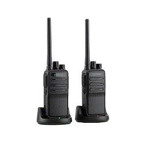 RADIO COMUNICADOR 20KM PRETO INTELBRAS RC 3002 G2