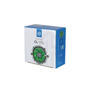 COOLER AMD/INTEL UNIVERSAL VERDE HOOPSON CL-170G