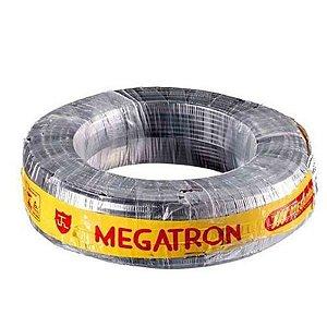 CABO FLEXIVEL PP 2X1,0MM 500V PCT 100 MT MEGATRON 9042