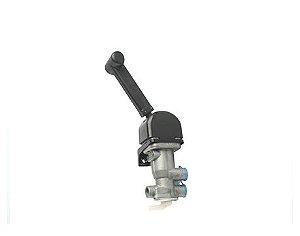 Válvula freio de mão punho longo
