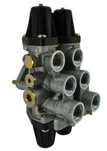 Válvula 6 Vias modelo wabco