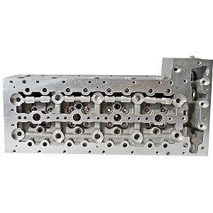 cabecote de motor iveco  daily 3.0 16v turbo 2007 em diante