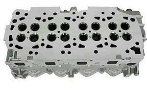 cabeçote de motor nissan Frontier 2.5 16V