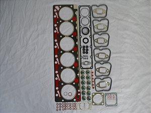 jogo de juntas inferior cummins isb6 6.7 euro 5 diametro 107
