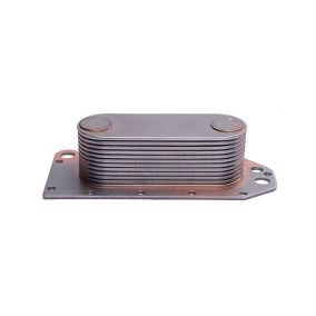 radiador de oleo cummins isc