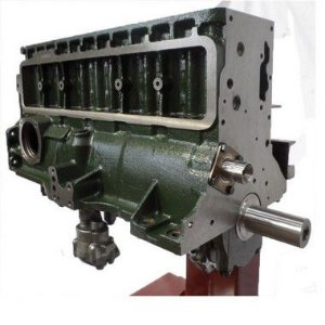 motor parcial mercedes om 366 versao 1
