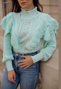 Blusa Tricot Luxo