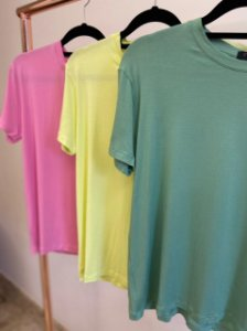 T shirt Candy Colors