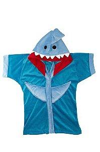 Roupão tubarão