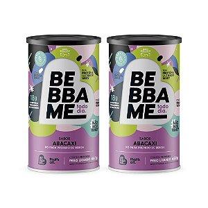 Lata Bebba Me Todo Dia 30 dias - Sabor Abacaxi (2 unid.)