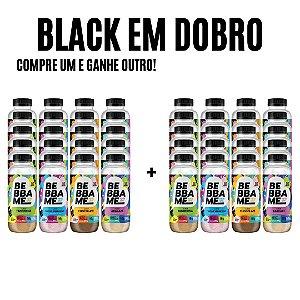Mix Bebba Me Todo Dia - 20 unid. (5 de cada sabor) COMPRE UM GANHE OUTRO 40 unid. (10 de cada sabor)