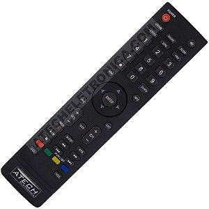 Controle Remoto TV LCD / LED SEMP Toshiba CT-6510 / DL2970W / DL2971W / DL3270W / DL3970F