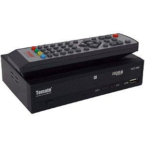 Conversor Digital Tomate MCD-888 Full HD com Gravador Digital