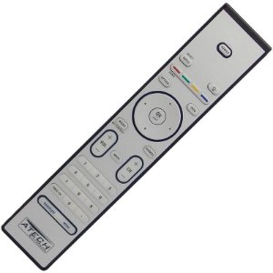 Controle Remoto Original TV LCD Philips Ambilight RC4451/01B